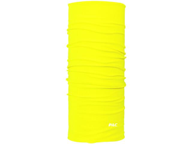 P.A.C. Original Tour de cou multifonction, neon yellow